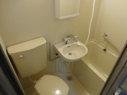 A Typical 1k Unit Bathroom
