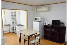 A Typical 1 DK Japanese Apartment
