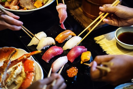 An Important Part of Etiquette in Japan is Proper Use of Chopsticks