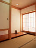typical tatami room